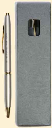 刀剣協会名入りボールペン